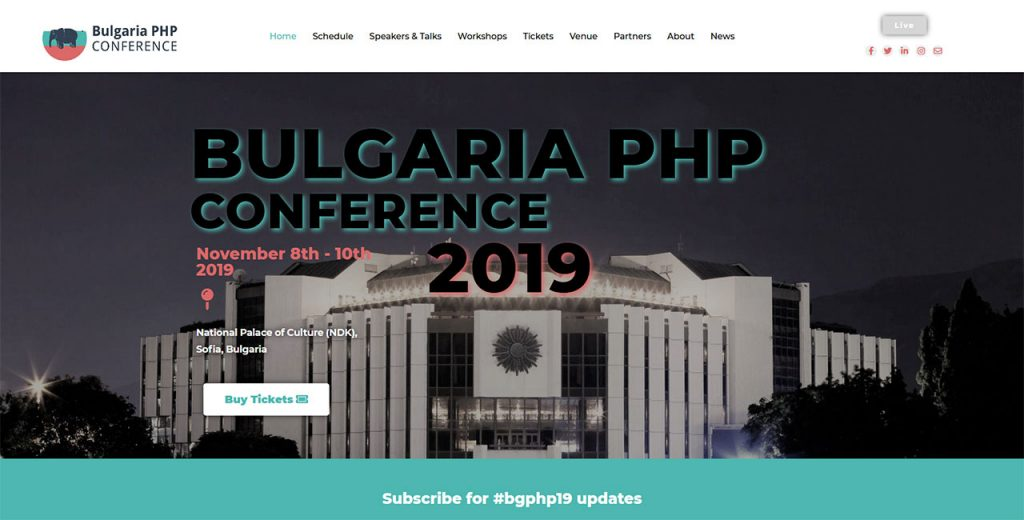 Bulgaria-PHP-Conference-2019-organized-by-Tys-Software-1